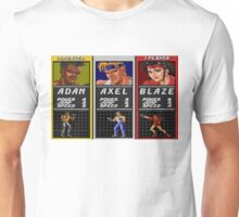 Street of Rage Unisex T-Shirt