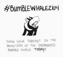 BUMBLE WHALE 2K14 by aph-bagel