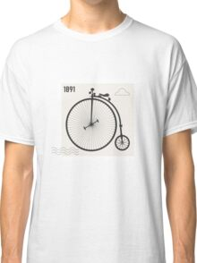 Penny Farthing 1891 Classic T-Shirt