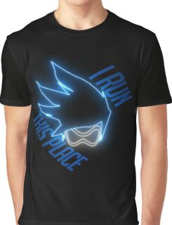 Tracer - I Run This Place Graphic T-Shirt