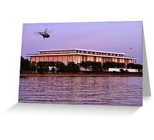 The Kennedy for the Performing Arts - Washington D.C. Greeting Card