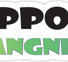 Support Changesia Sticker