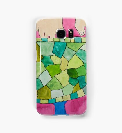 Trevor the Turtle by Mimari Samsung Galaxy Case/Skin