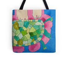 Trevor the Turtle by Mimari Tote Bag