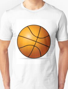 Basketball ball Unisex T-Shirt