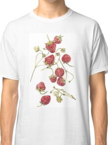 Grandmas Strawberries  Classic T-Shirt
