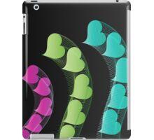Heart Tremors   Digital Art iPad Case/Skin
