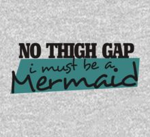No thigh gap by Boogiemonst