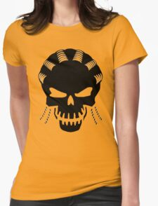 Suicide Slipknot Womens Fitted T-Shirt