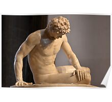 The Dying Gaul - National Gallery of Art - Washington D.C. - Plate No.# III Poster