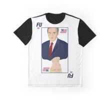 House of Two Cards Graphic T-Shirt