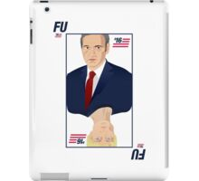 House of Two Cards iPad Case/Skin