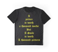 Smile2 Graphic T-Shirt