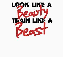 Look like a beauty train like a beast Women's Tank Top