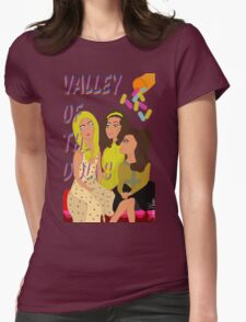 Valley of the Dolls Womens Fitted T-Shirt