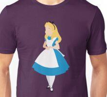 Alice Illustration Unisex T-Shirt
