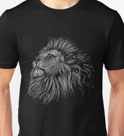Majestic lion Unisex T-Shirt