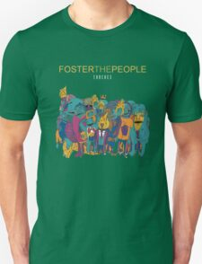 Foster The People Unisex T-Shirt