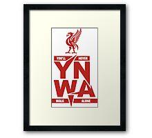 football club Framed Print