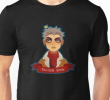 Raccoon King Unisex T-Shirt