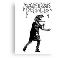 Raptor Yeezus  Canvas Print