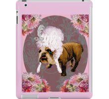 "Mozart and Marie  ""The Royal Guard Dog"" iPad Case/Skin"