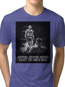 McGregor - Surprise Surprise - UFC202 Tri-blend T-Shirt