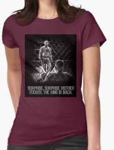 McGregor - Surprise Surprise - UFC202 Womens Fitted T-Shirt