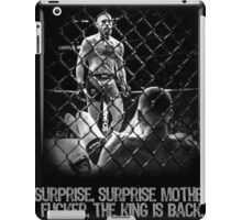 McGregor - Surprise Surprise - UFC202 iPad Case/Skin