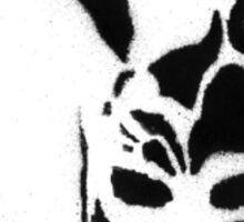DONNIE DARKO - 'talk to frank' Sticker