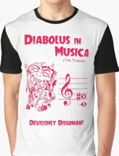The Devil in Music Graphic T-Shirt