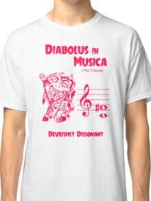 The Devil in Music Classic T-Shirt