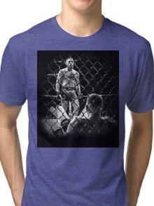 McGregor V Nate Diaz UFC202 Tri-blend T-Shirt