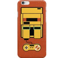 Classic Console iPhone Case/Skin