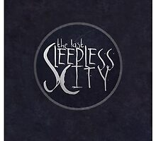 The Last Sleepless City Logo Phone Case by tlscband