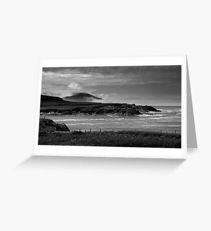 Sea Mist Greeting Card