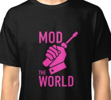 mod the world Classic T-Shirt