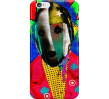Sin and Sovereignty (Portrait of a Parasite) iPhone Case/Skin