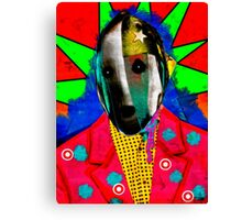 Sin and Sovereignty (Portrait of a Parasite) Canvas Print