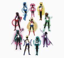 Sailor Senshi Kids Tee