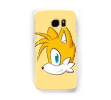 Tails headshot Samsung Galaxy Case/Skin