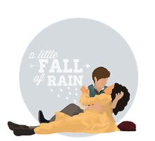 A Little Fall of Rain  by lesmiztumblr