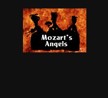 "Mozart and Marie ""Mozart's Angels"" Unisex T-Shirt"