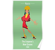 Kuzco Illustration Poster