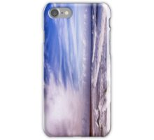 Sleeping Through the Storm iPhone Case/Skin