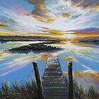 Cabragh Wetlands by Roman Burgan