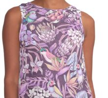 Stand Out! (soft pastel) Contrast Tank