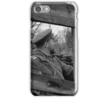 At the Russian Front iPhone Case/Skin