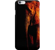 Save the Elephant iPhone Case/Skin