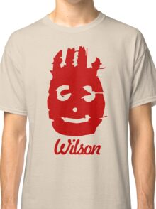 Cast Away Tom Hanks Wilson Chuck Movie Classic T-Shirt